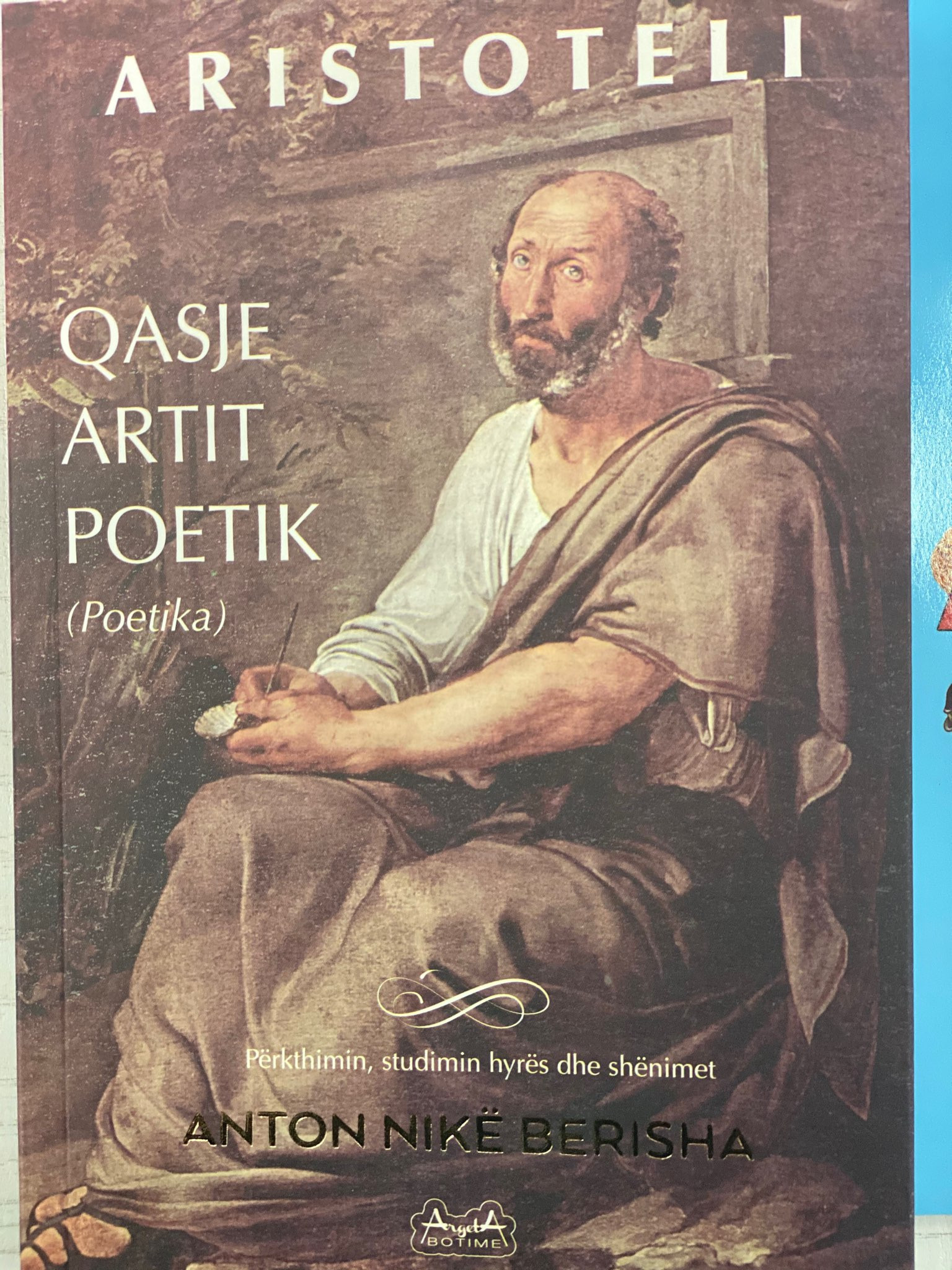 Qasje artit poetik