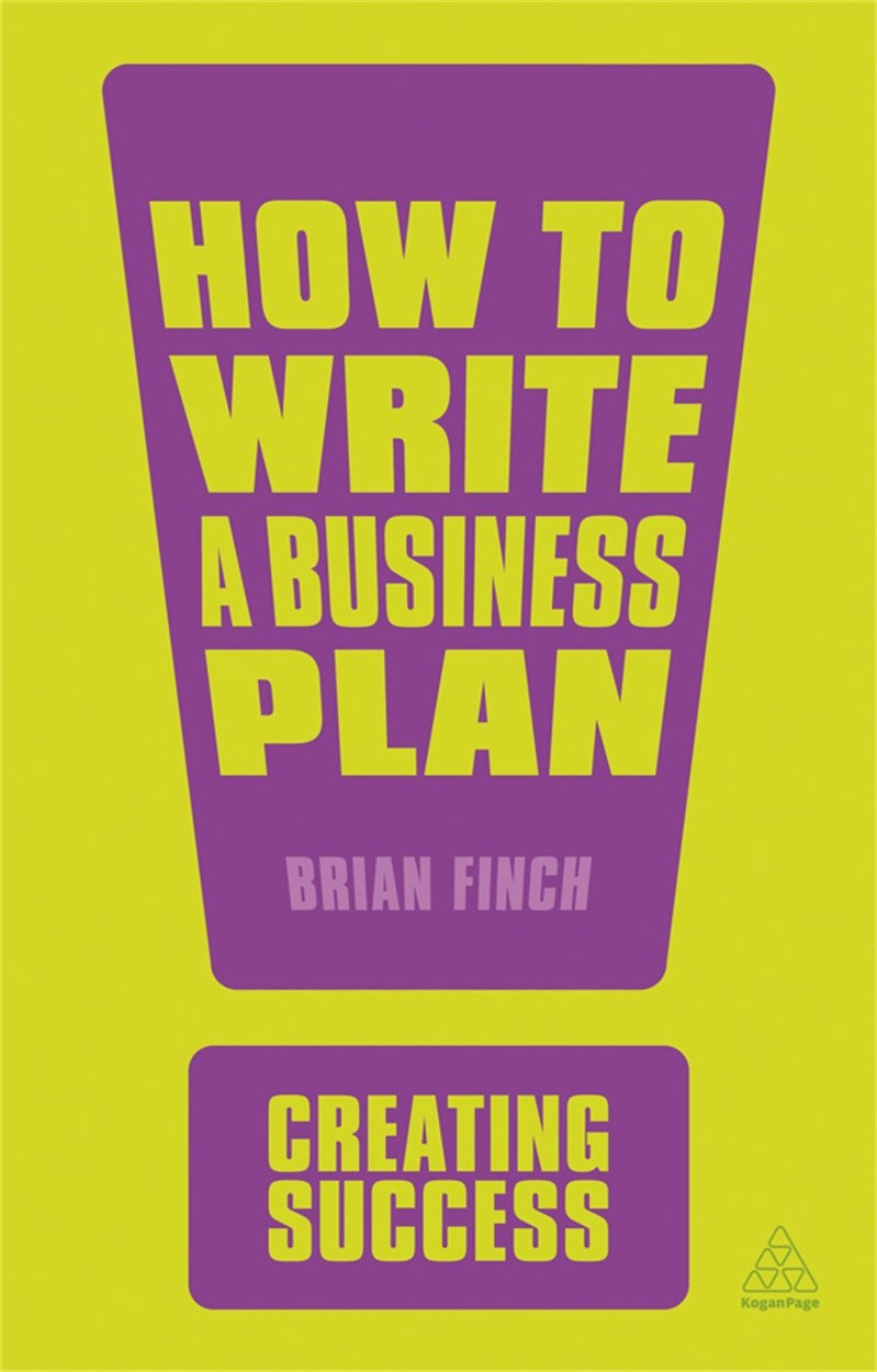 How to write a business plan creating success