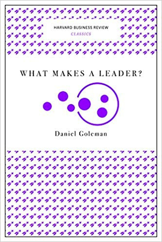 What makes a leader?