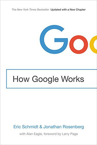 How google works reissue