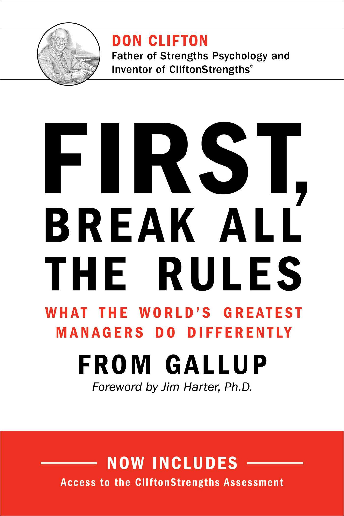 First, Break All Rules:WhatWorld's Greatest Mngrs