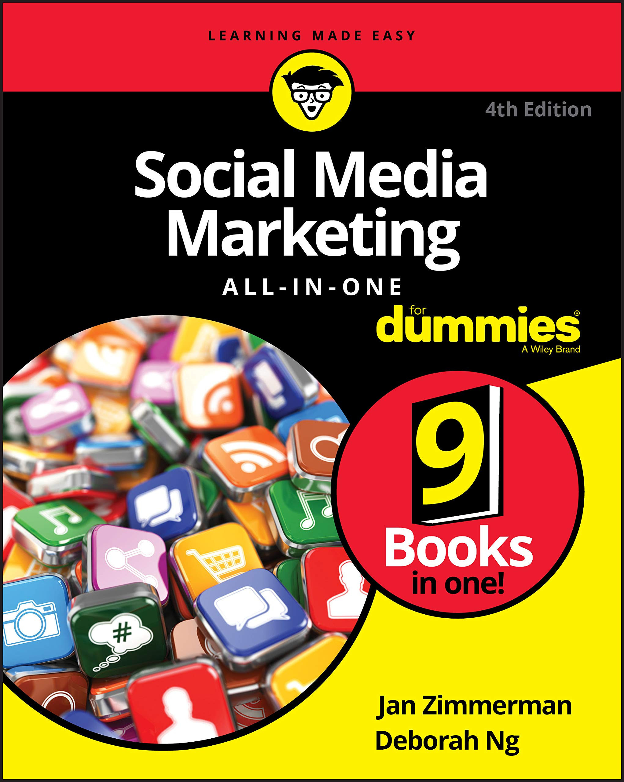Social media marketing for dummie 4TH ED