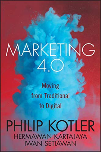 Marketing 4.0 Products customers human SP