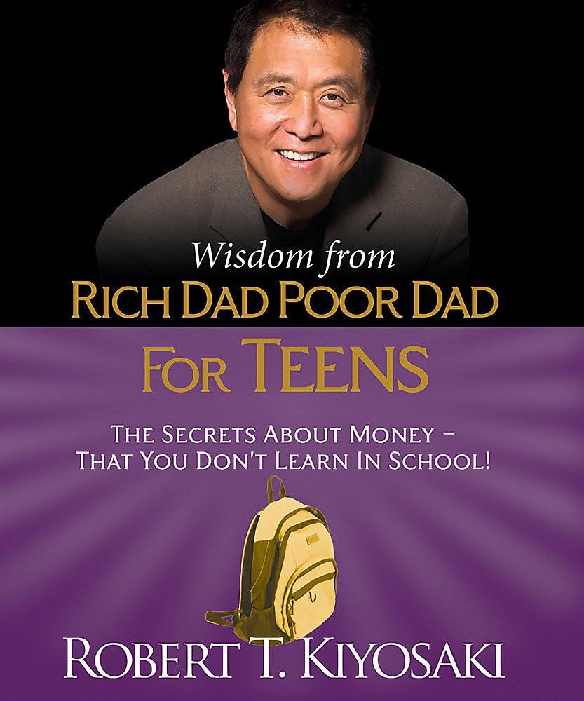 Wisdom from rich dad poor dad