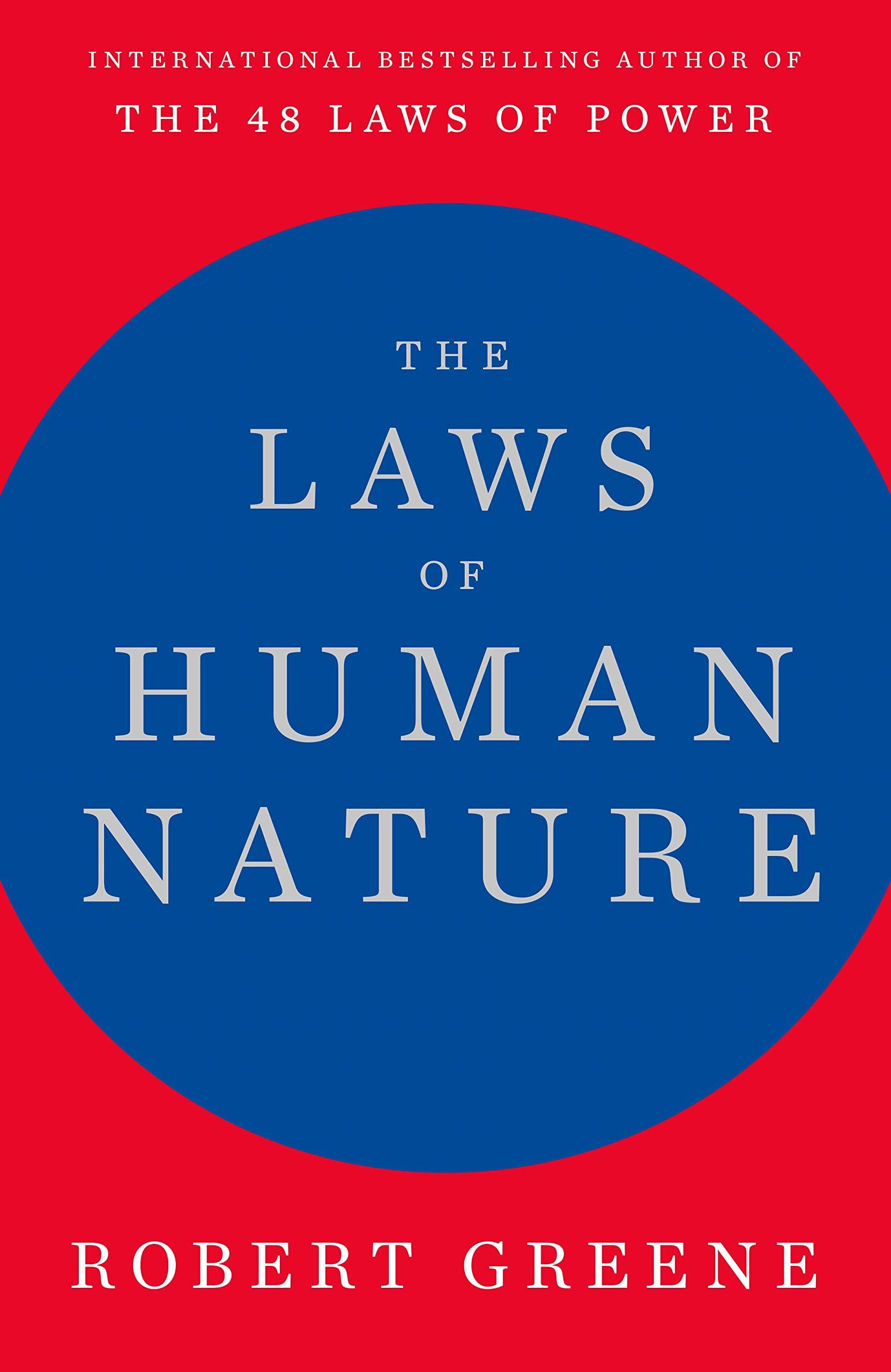 The laws of human nature - hardcover