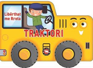 Rrotat rrotulluese -Traktori im