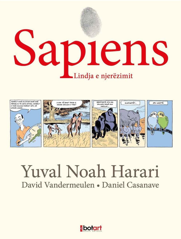 Sapiens - Lindja e njerezimit