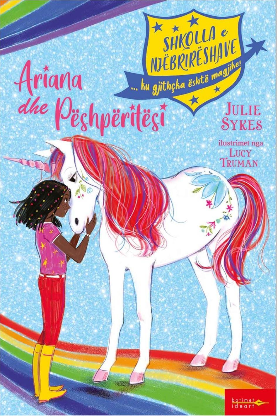 Shkolla enjebrireshave - Ariana dhe peshperitesi