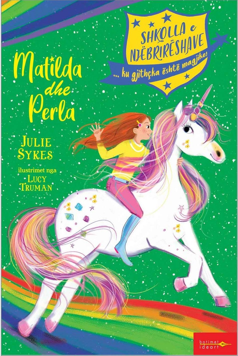 Shkolla enjebrireshave - Matilda dhe perla