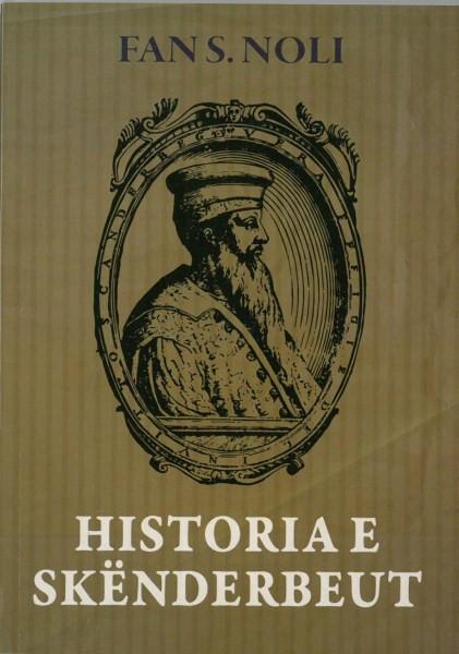 Historia e Skenderbeut e Fan Nolit - Reklama