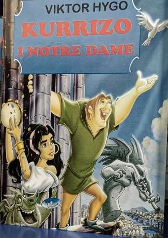 Kurrizo Notre Dame – shqip & anglisht