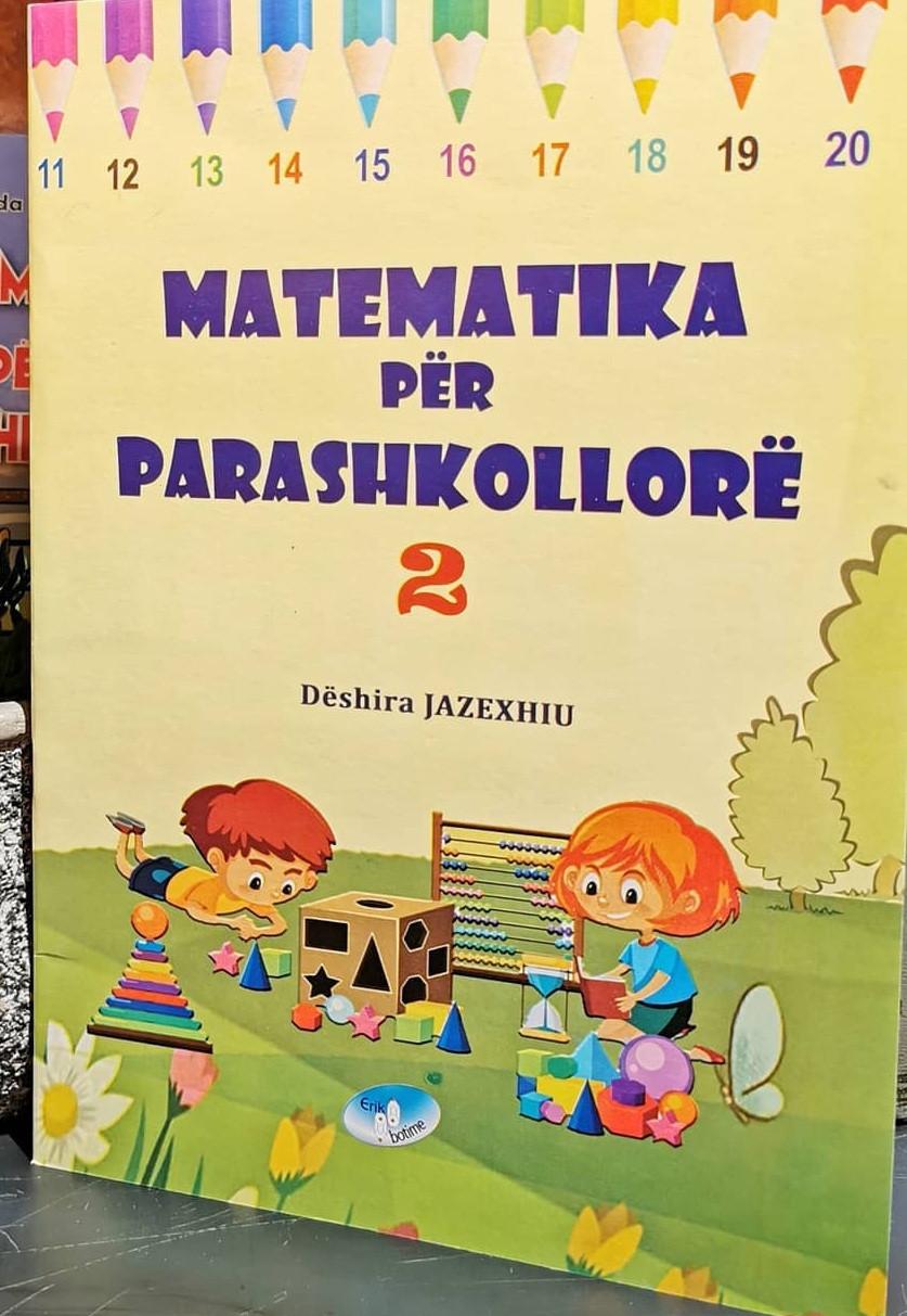Matematika për Parashkollor 2