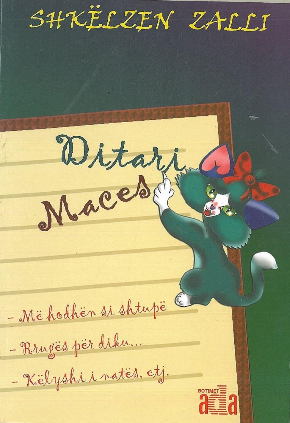 Ditari i maces - Diario della gatta