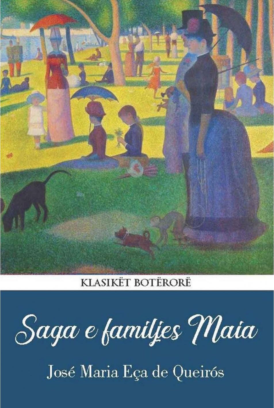 Saga e familjes Maia