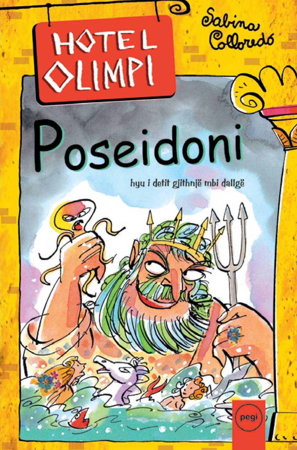 Hotel Olimpi – Poseidoni