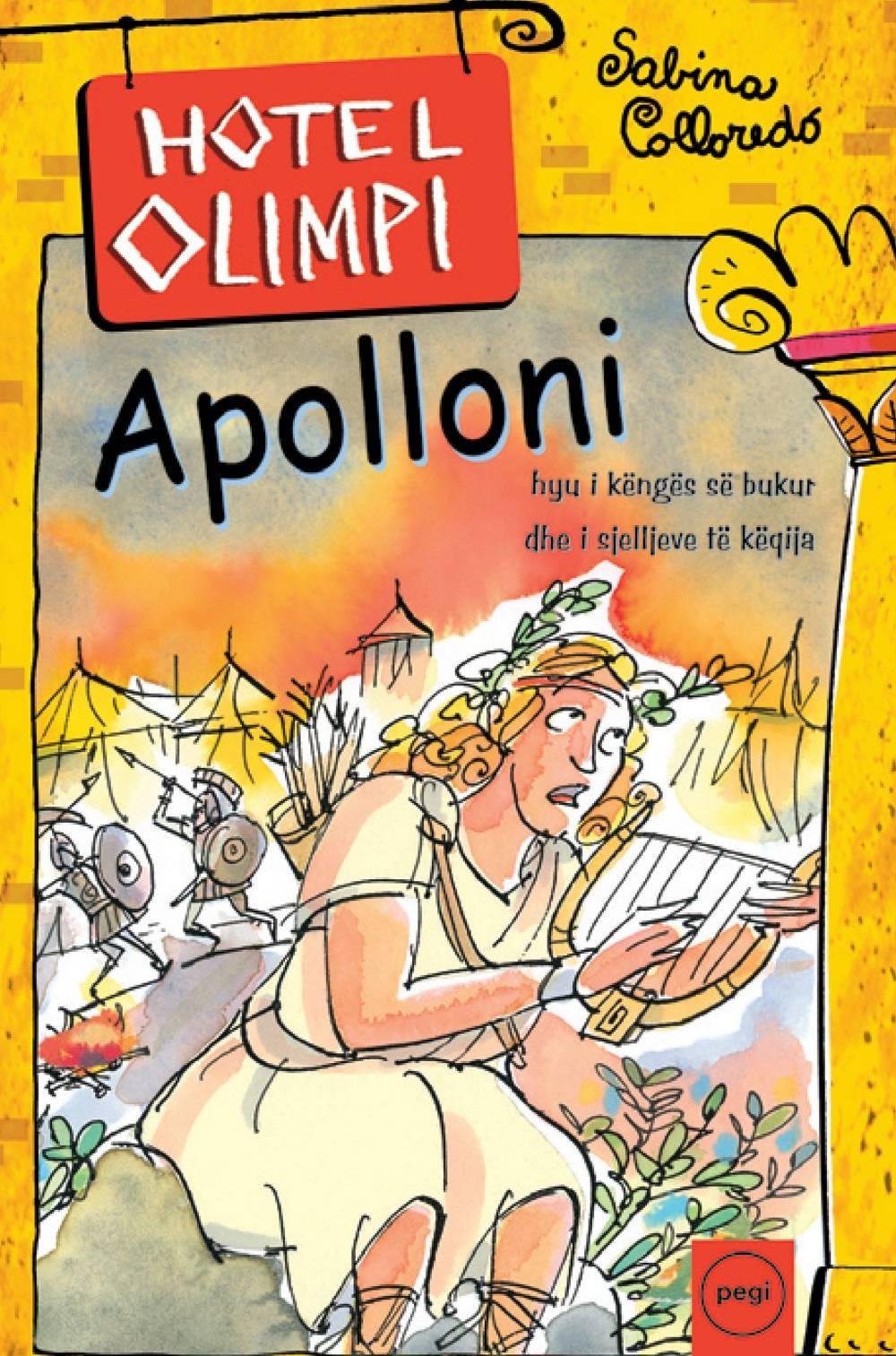 Hotel Olimpia – Apolloni