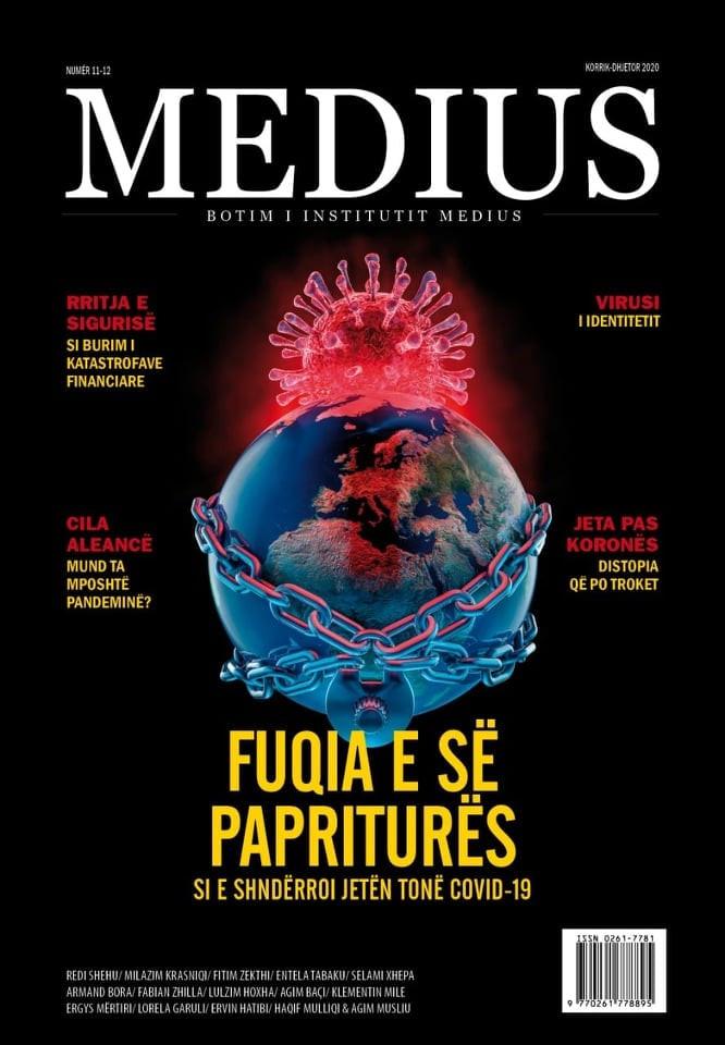 Medius Nr. 11-12 Fuqia e se papritures