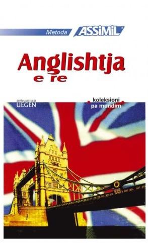 Anglishtja e re pa mundim me CD