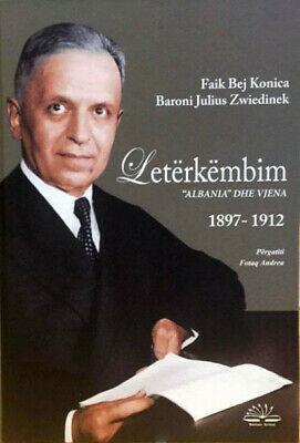 Leterkembimi Albania dhe Vjena 1897 - 1912