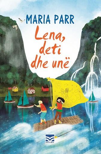 Lena, deti dhe une