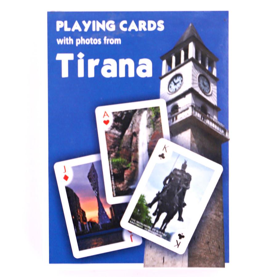 Luaj me letra me fotot nga Tirana