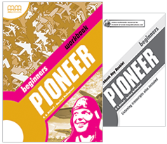 Pioneer beginners student book + workbook
