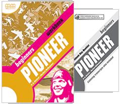 Pioneer beginners student book + workbook