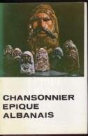 Chansonnier epique albanais
