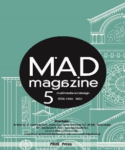 MAD Magazine 5, Fjalori Terminologjik per Historine e Arkitektures