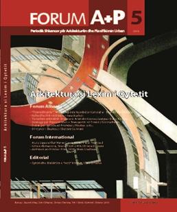 Forum A + P Nr. 5