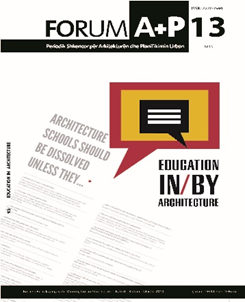 Forum A + P Nr. 13