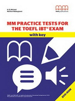 MM practice tests for the TOEFL iBT exam