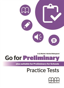 Go for preliminary - Practice tests