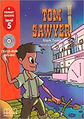 Tom Sawyer - en + CD