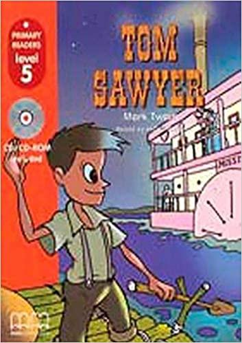 Tom Sawyer - en + CD