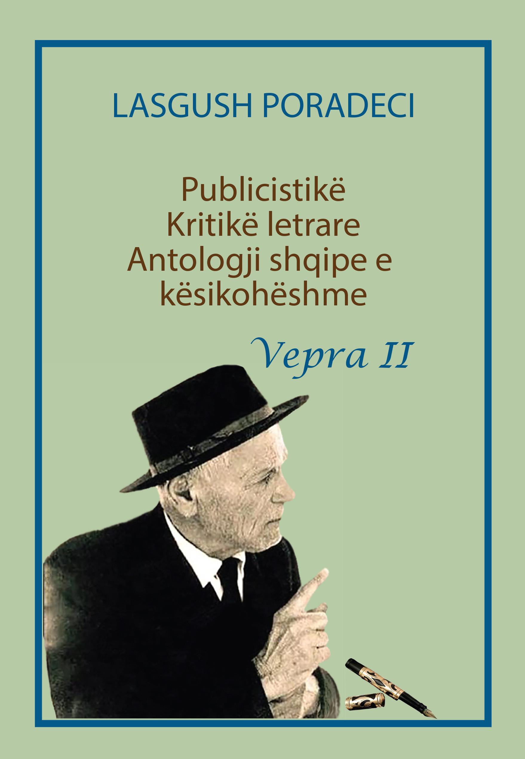 Lasgush Poradeci - Vepra II