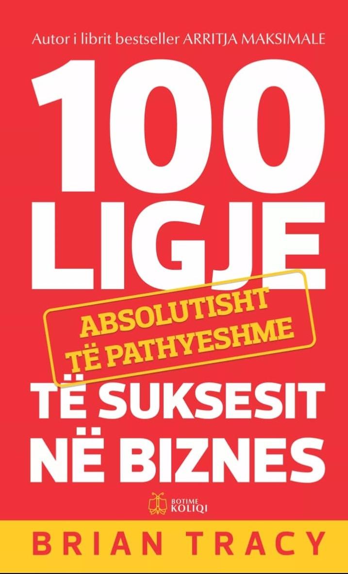 100 ligje te suksesit ne biznes