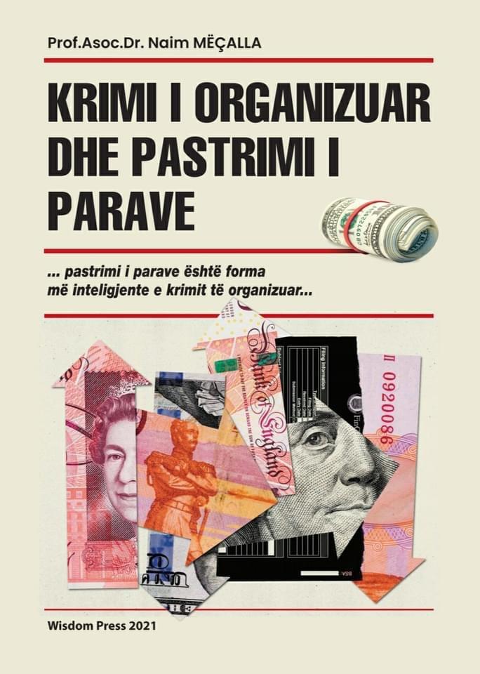 Krimi i organizuar dhe pastrimi i parave