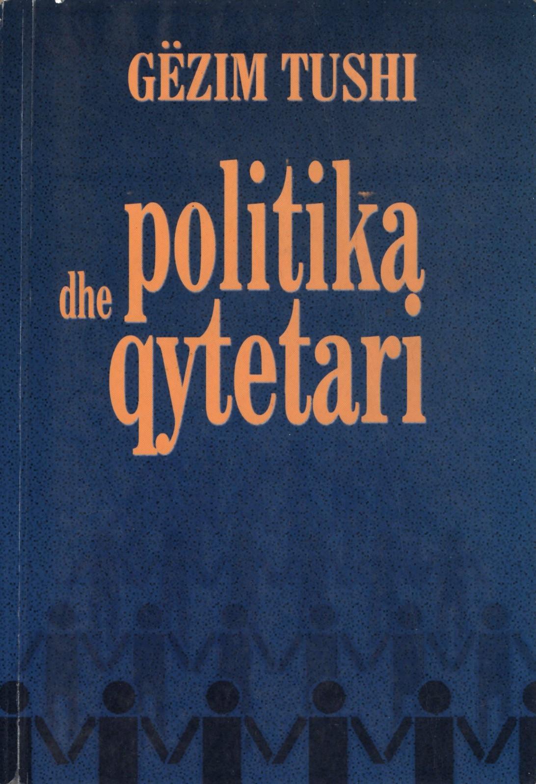 Politika dhe qytetari