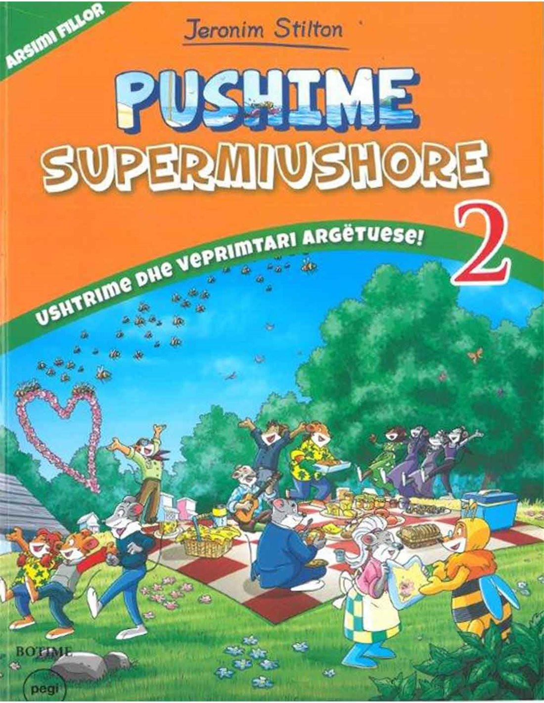 Pushime supermiushore 2