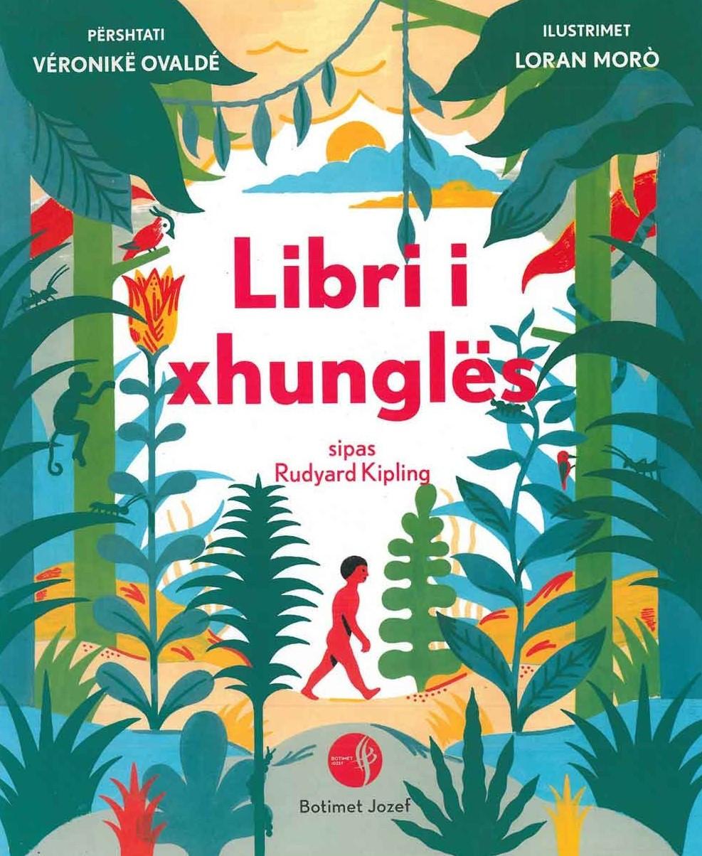 Libri i xhungles