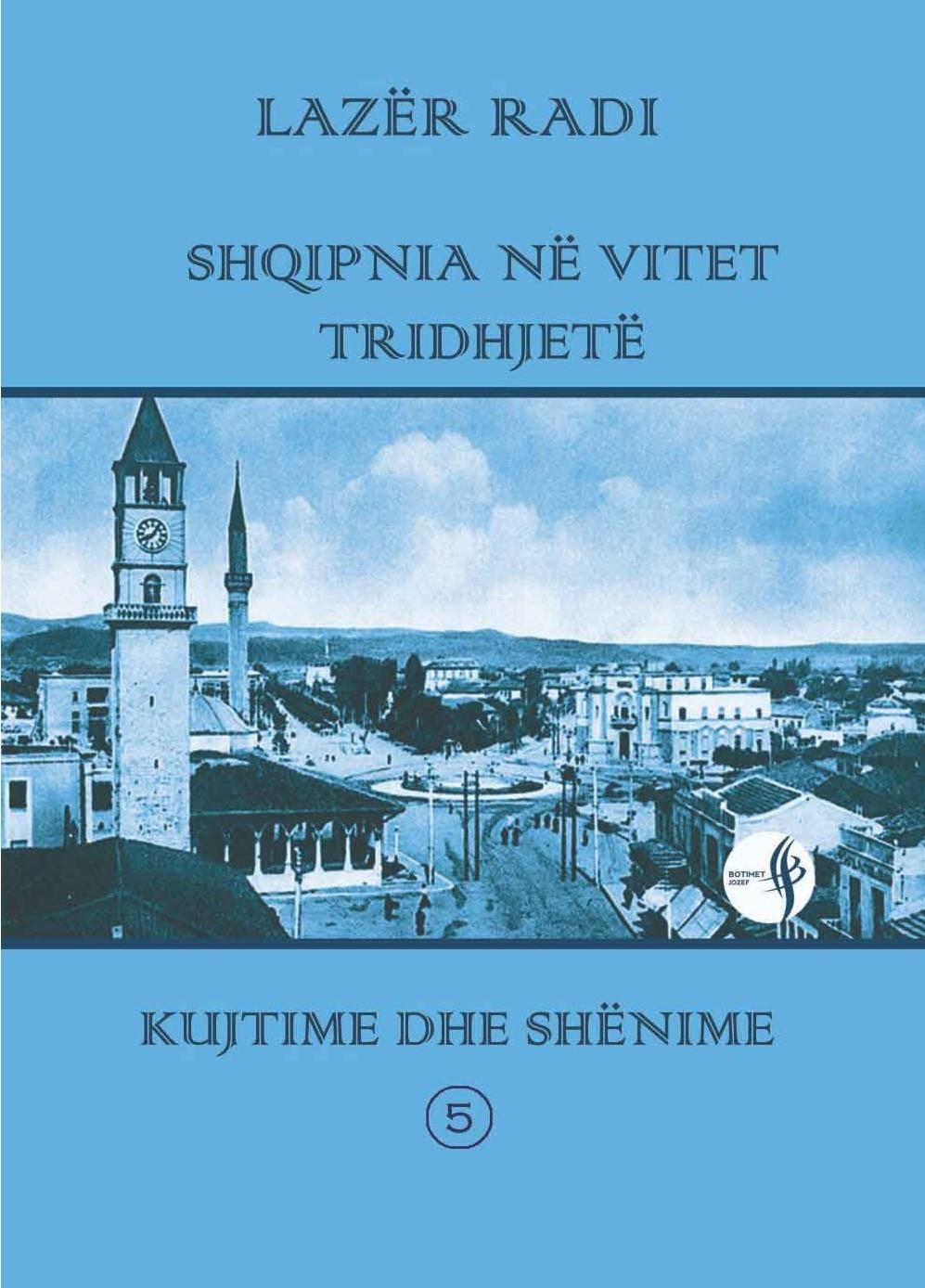 Shqipnia ne vitet tridhjete