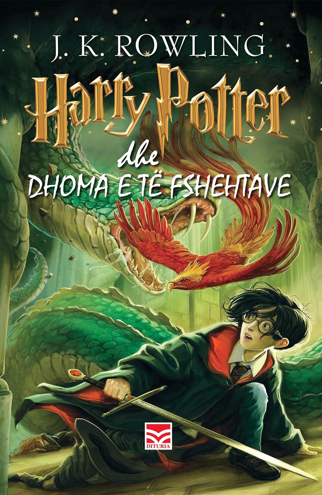 Harry Potter 2 dhe dhoma e te fshehtave