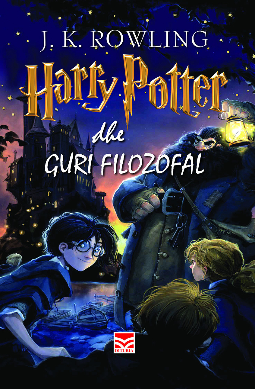 Harry Potter 1 dhe guri filozofal