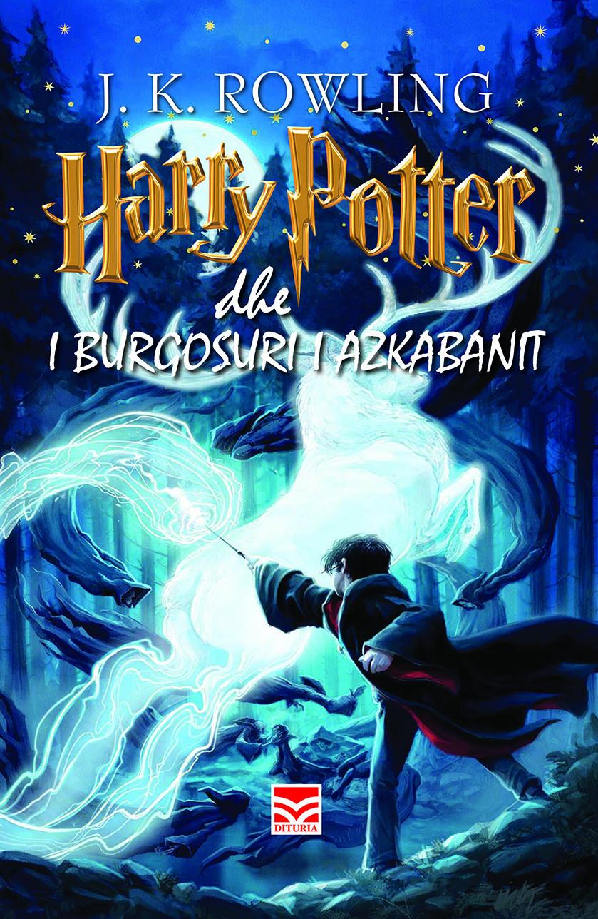 Harry Potter 3 i burgosuri i Azkabanit