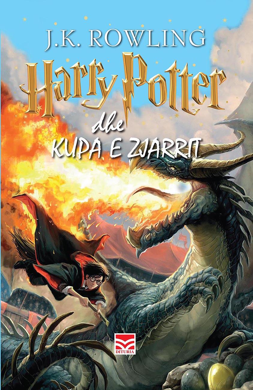 Harry Potter dhe kupa e zjarrit - 4