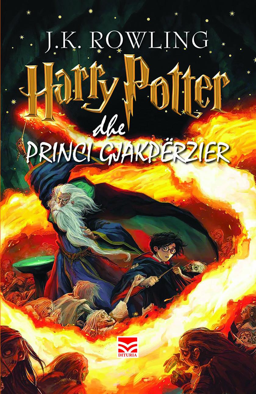 Harry Potter 6 dhe princi gjakperzier