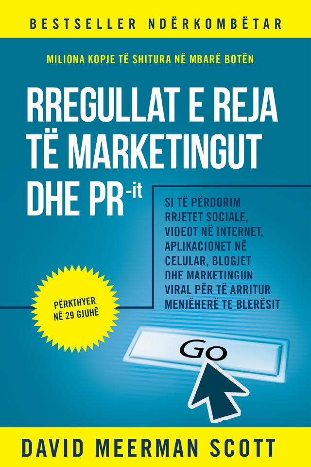Rregullat e reja te marketingut dhe PR-it