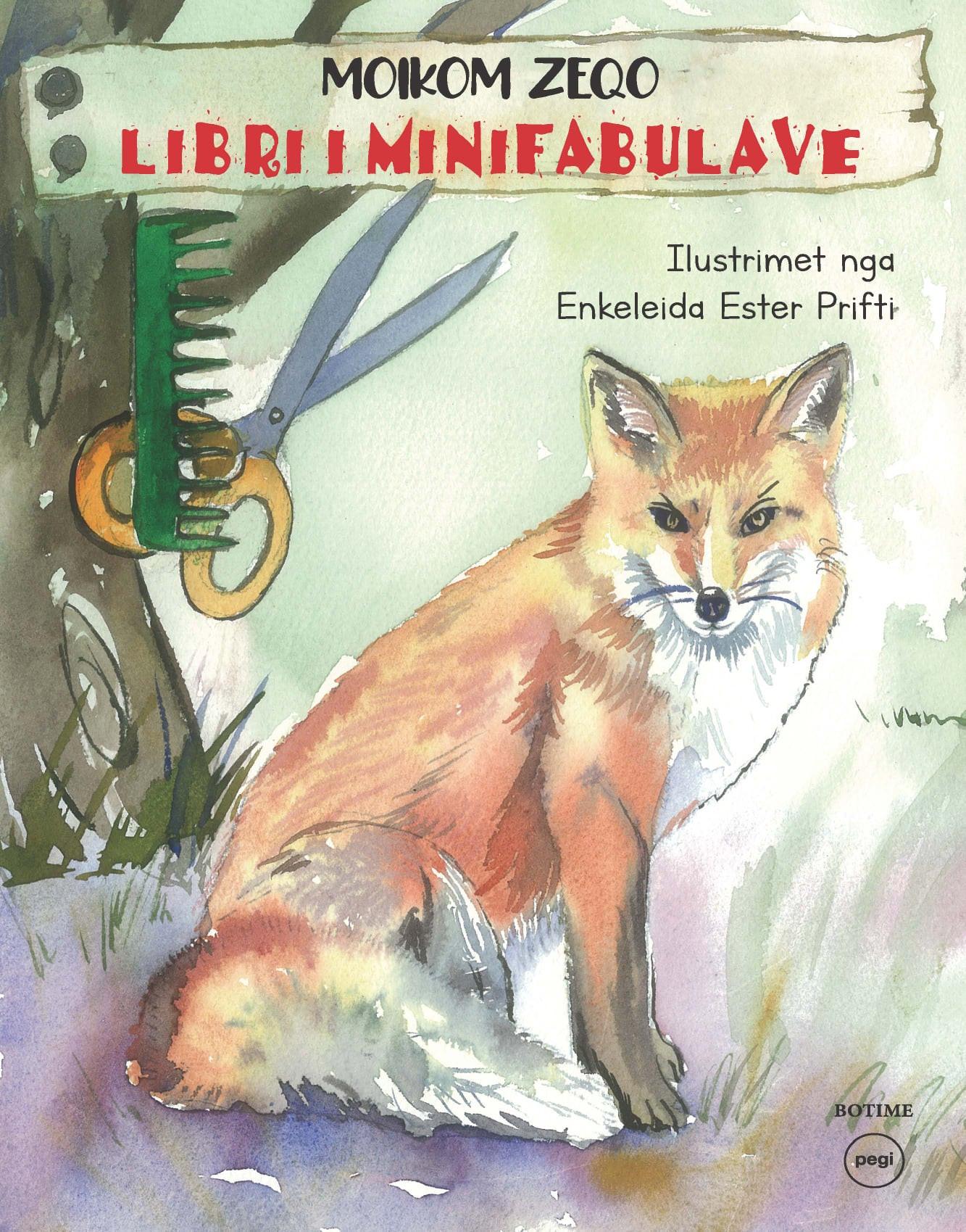 Libri i minifabulave