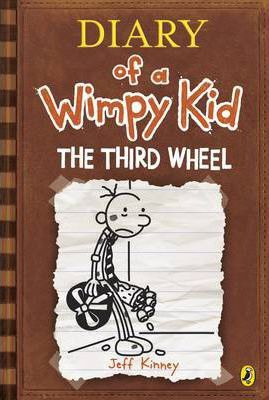 Diary of a Wimpy Kid : The Third Wheel (Book 7)